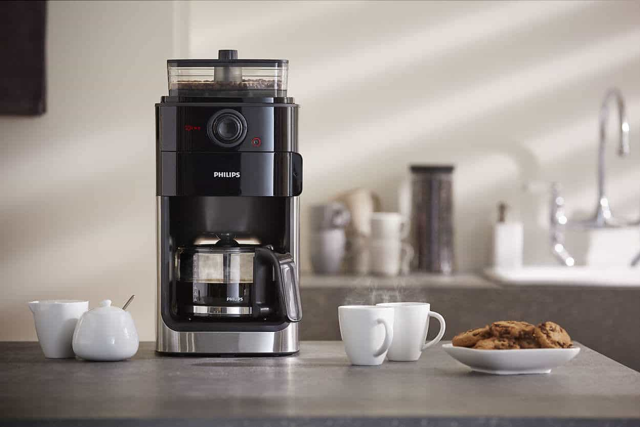 avis machine cafe expresso broyeur philips