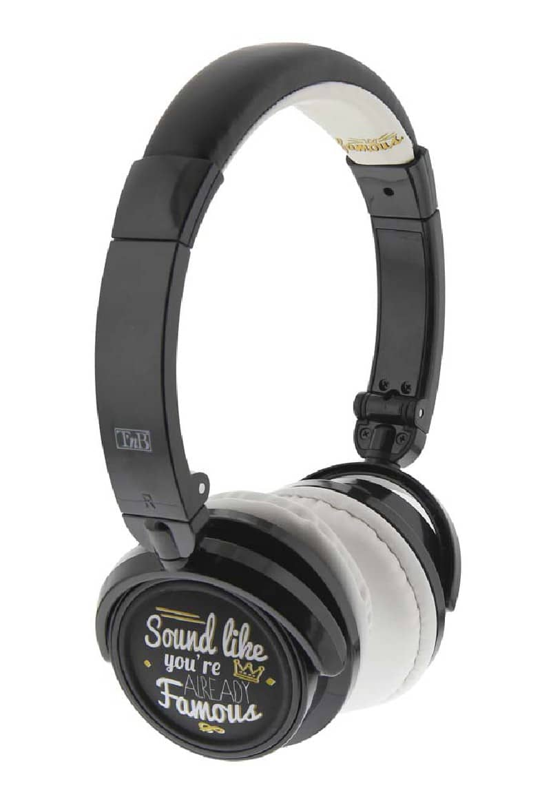 Casque audio T'nB