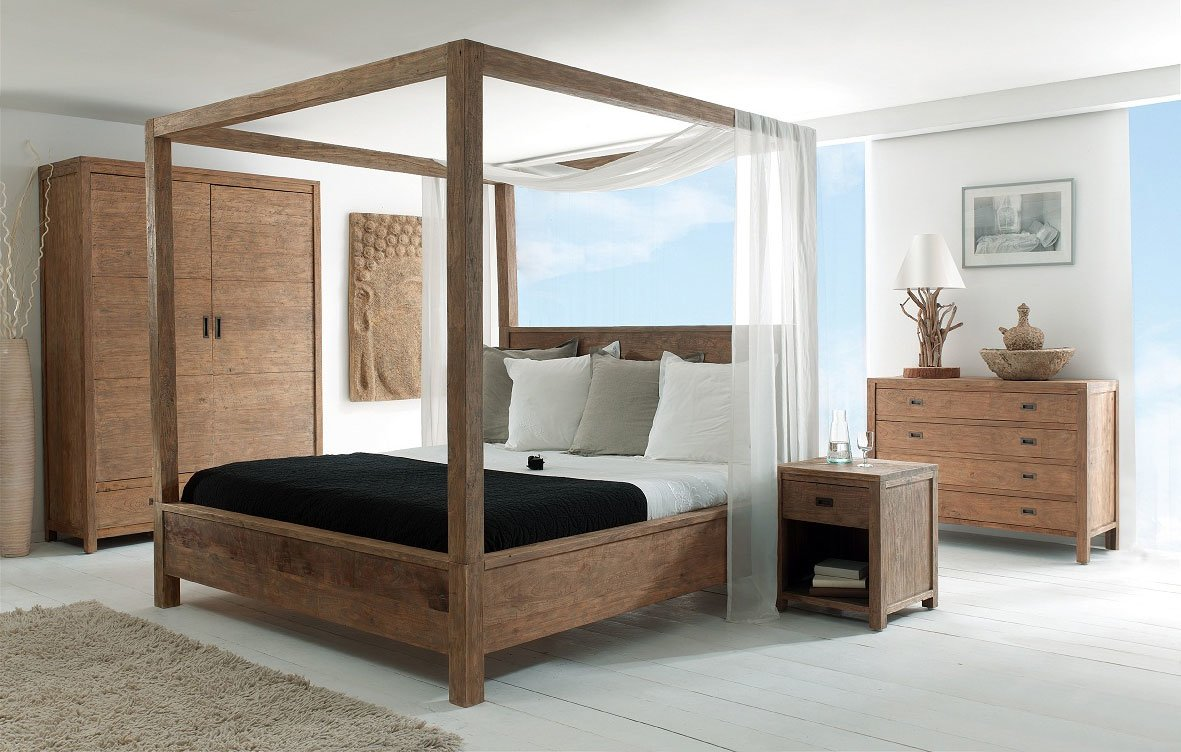 avis lit baldaquin notre guide d 39 achat. Black Bedroom Furniture Sets. Home Design Ideas