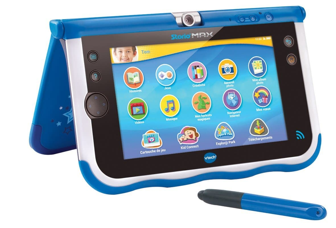 avis tablette tactile vtech