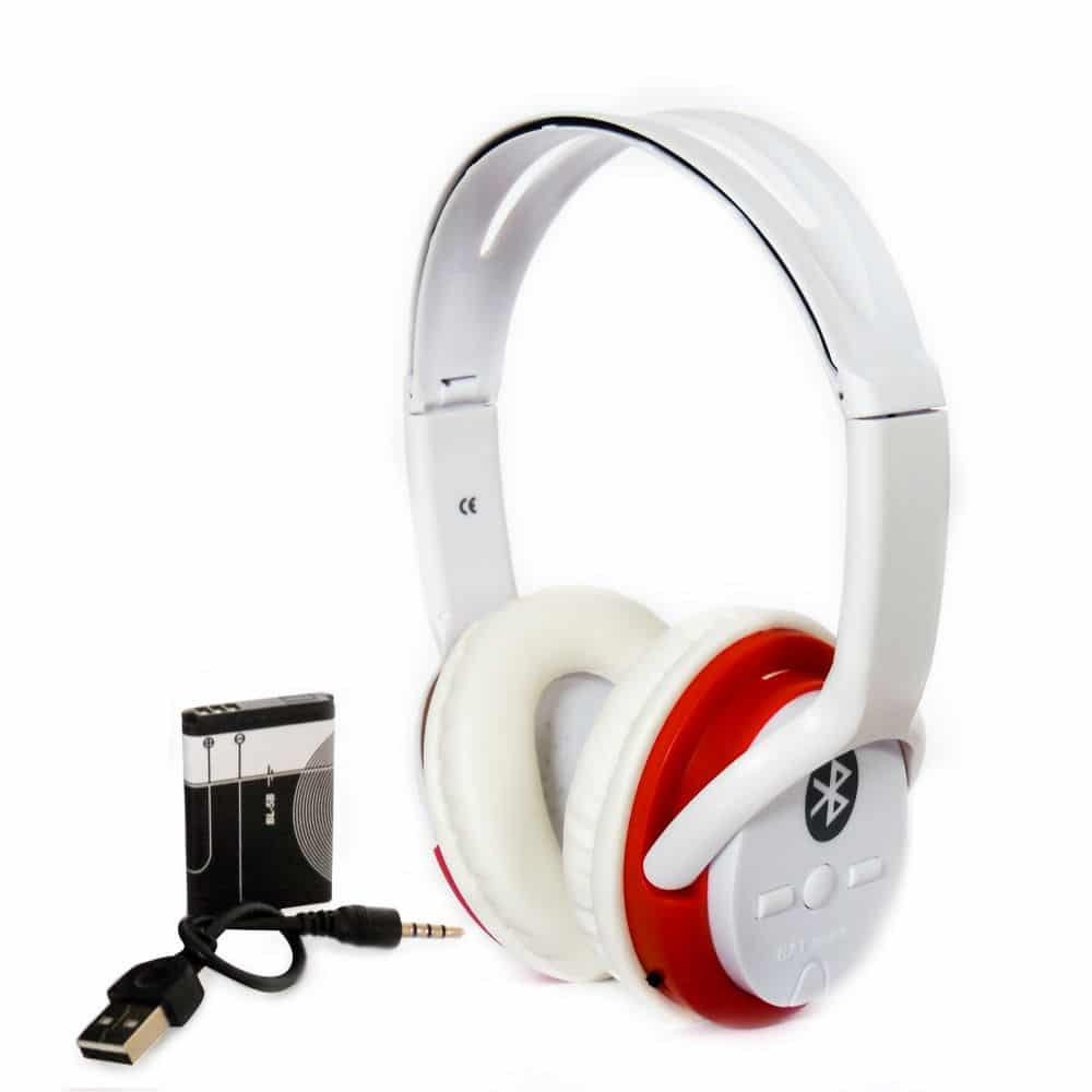 Casque audio Bat Music