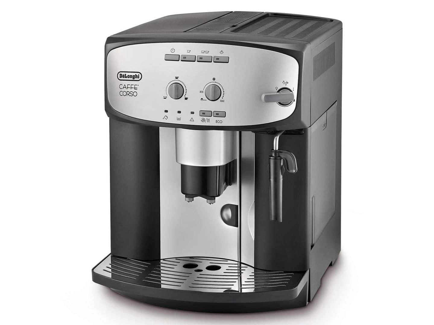 avis machine caf expresso broyeur de longhi test. Black Bedroom Furniture Sets. Home Design Ideas