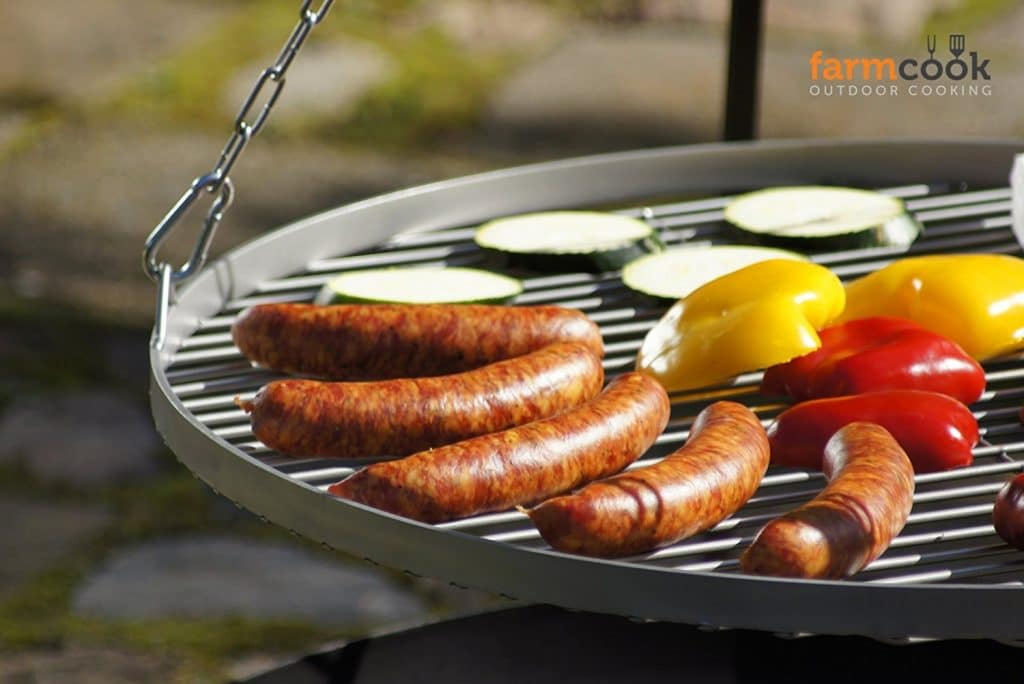 avis barbecue farmcook
