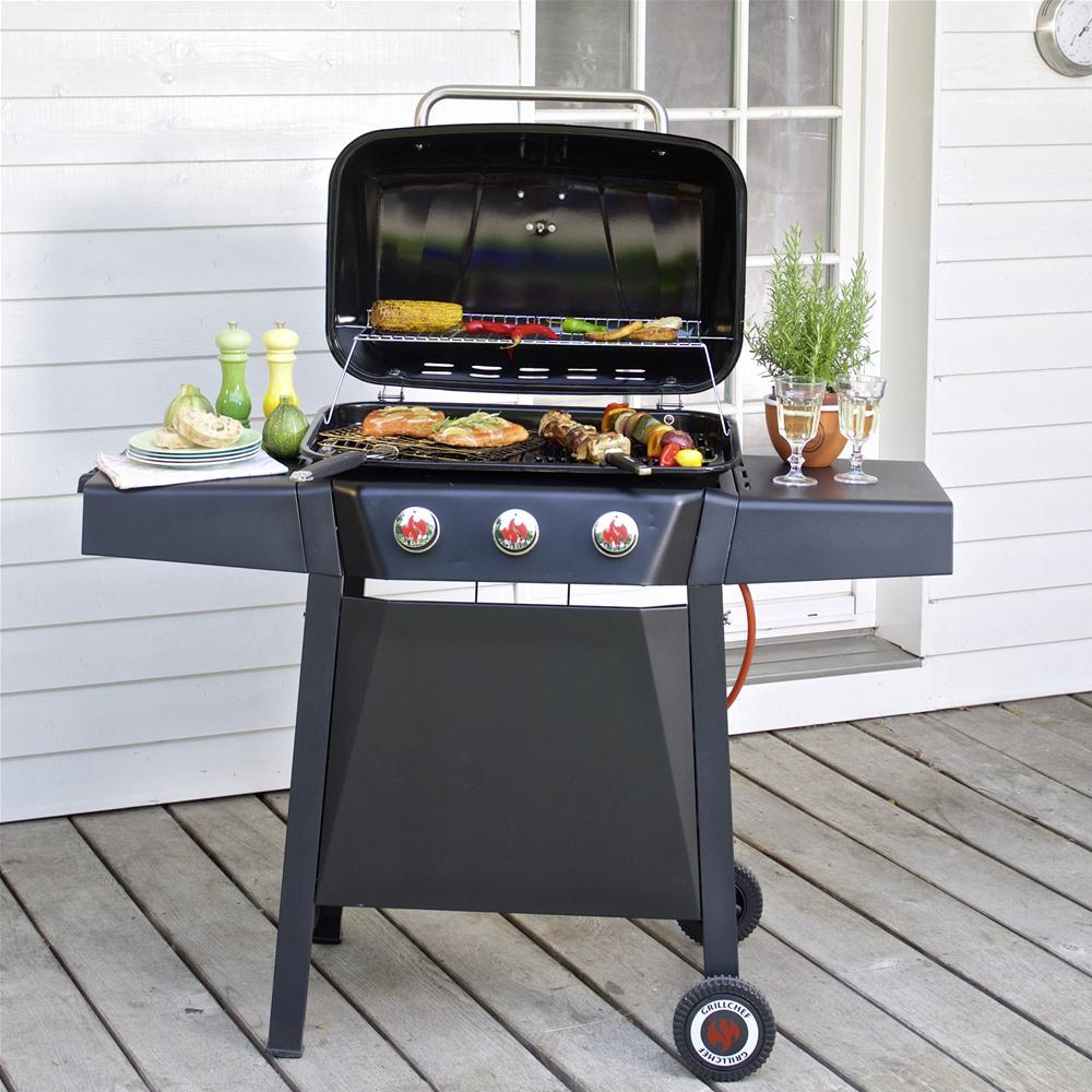 avis barbecue grill chef