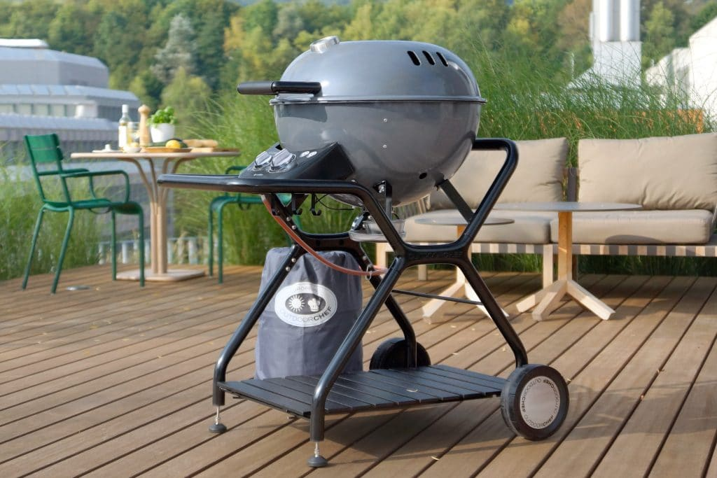 avis barbecue outdoorchef