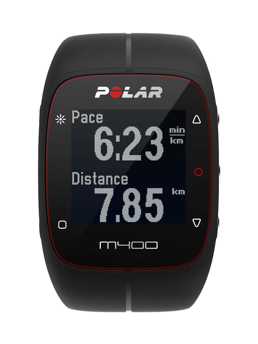 GPS Running Polar
