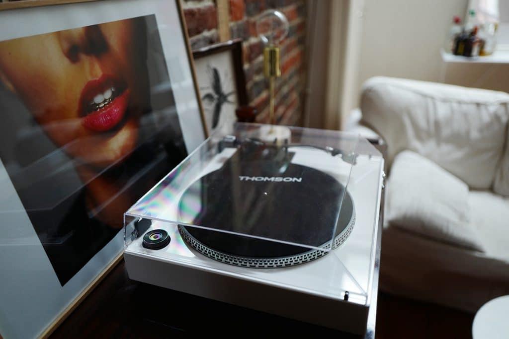 avis platine vinyles thomson