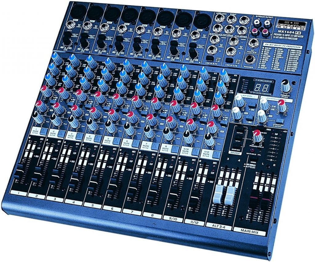 avis table mixage definitive audio
