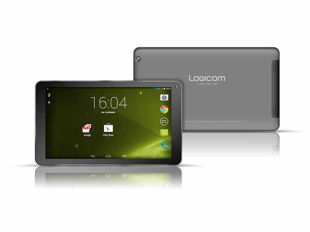 avis tablette tactile logicom