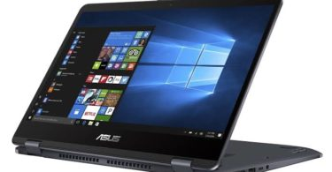 Pc portable asus tactile