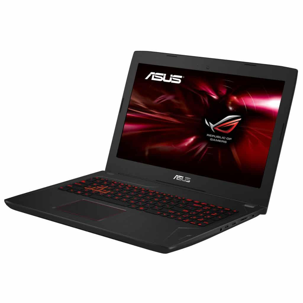 meilleur asus pc gamer portable 2018 avis comparatif test. Black Bedroom Furniture Sets. Home Design Ideas