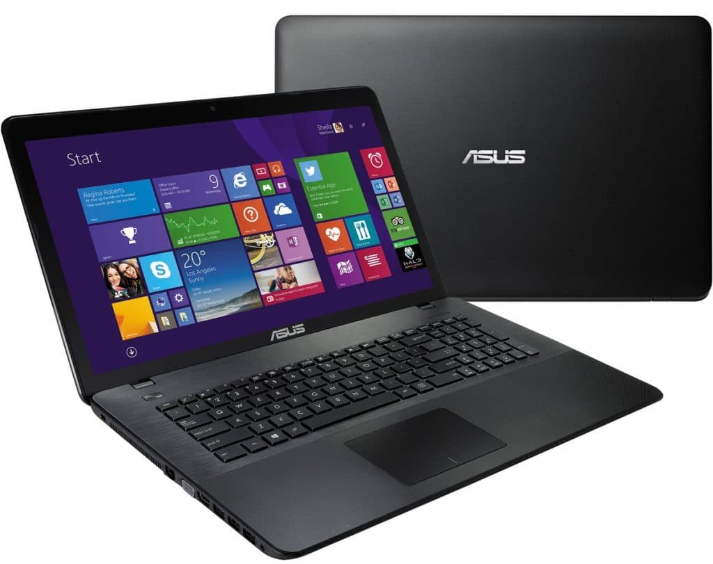 asus pc portable x751ma-ty174h