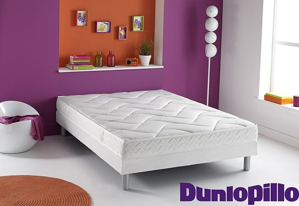 meilleur matelas dunlopillo 2018 avis test comparatif. Black Bedroom Furniture Sets. Home Design Ideas
