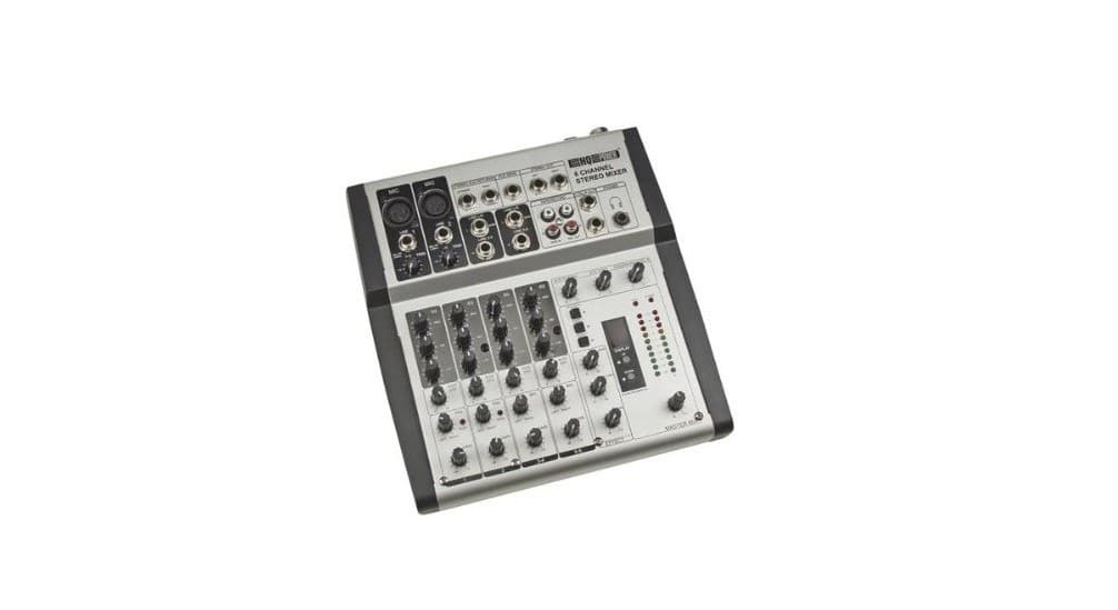 avis table mixage velleman