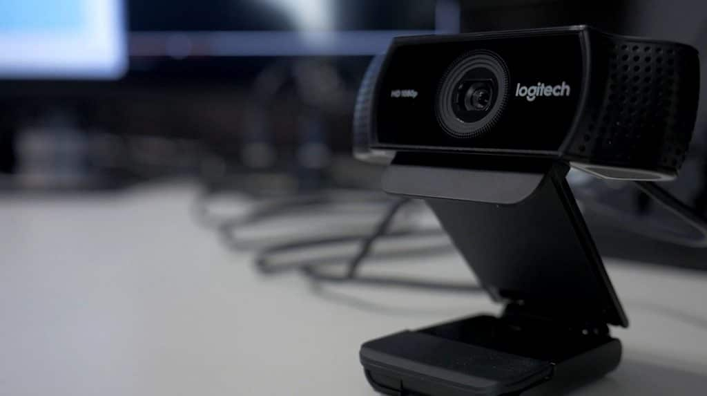 avis webcam logitech