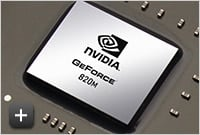 carte graphique nvidia geforce 820m