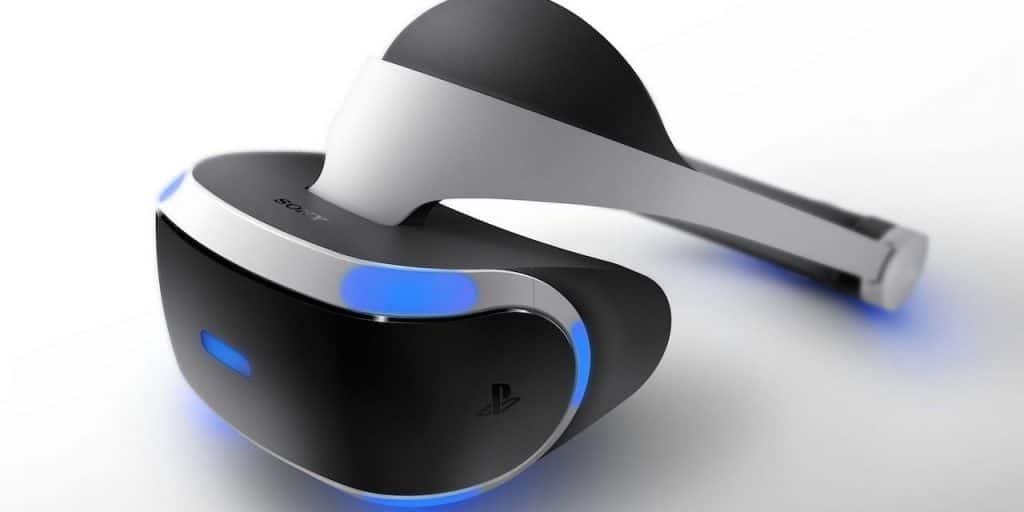 casque réalité virtuelle playstation