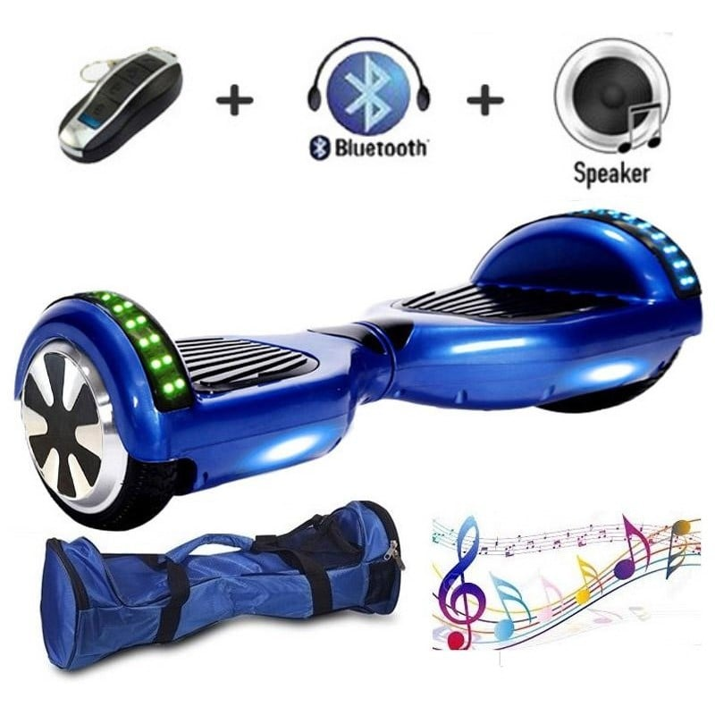 meilleur hoverboard bleu bluetooth 2018 avis comparatif test. Black Bedroom Furniture Sets. Home Design Ideas