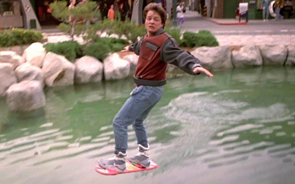 hoverboard marty