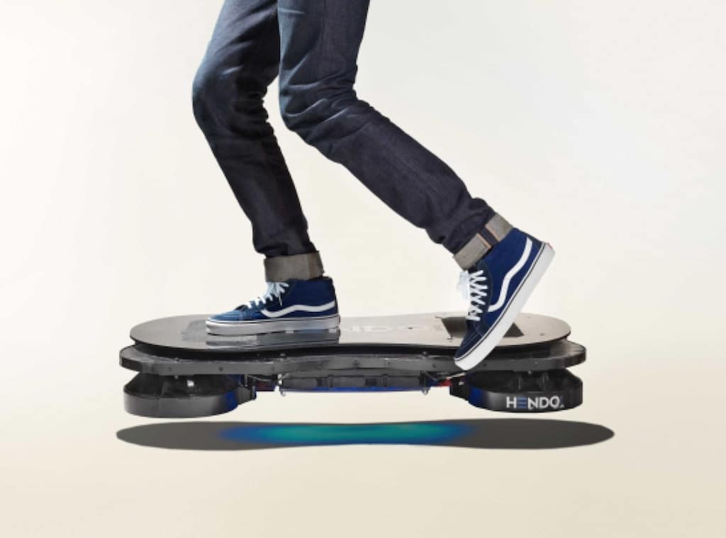 hoverboard technology