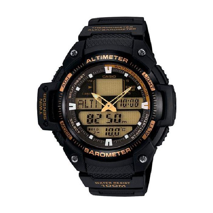 montre casio altimetre
