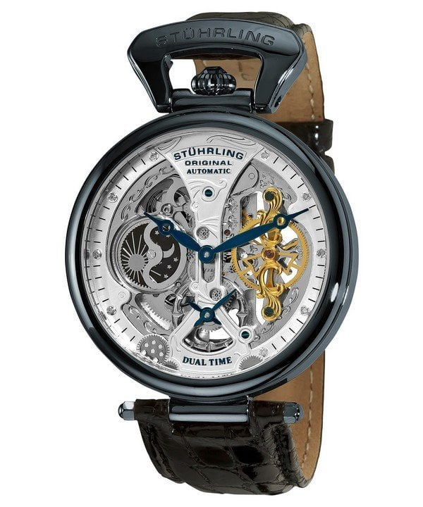 montre stuhrling automatique