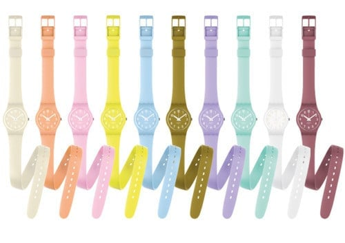montre swatch double tour