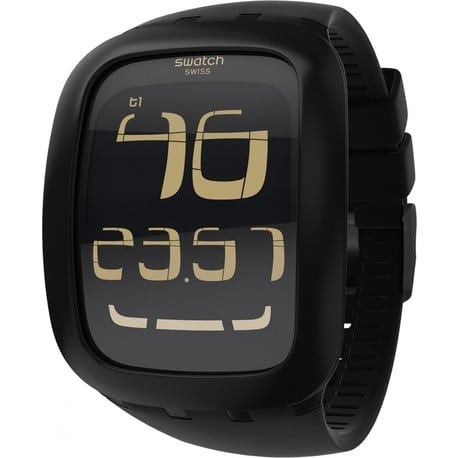montre swatch tactile