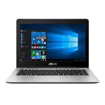 pc asus ultra portable
