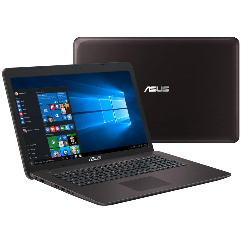 pc portable asus intel core i7