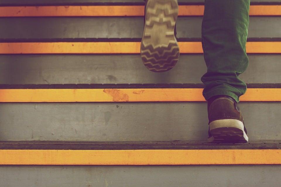 faire un escalier en parpaing