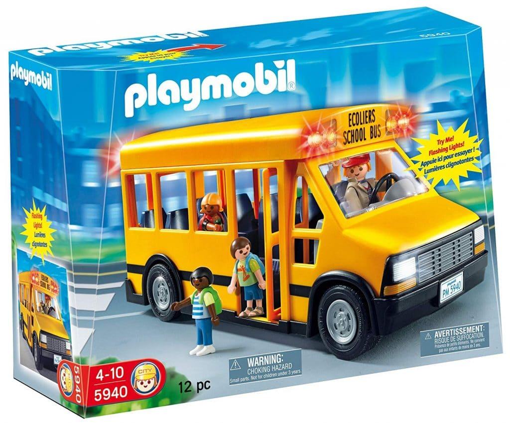 bus playmobil
