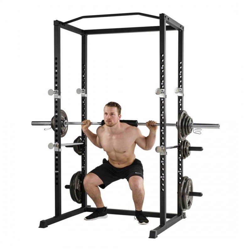 Comment fabriquer une cage à squat ?