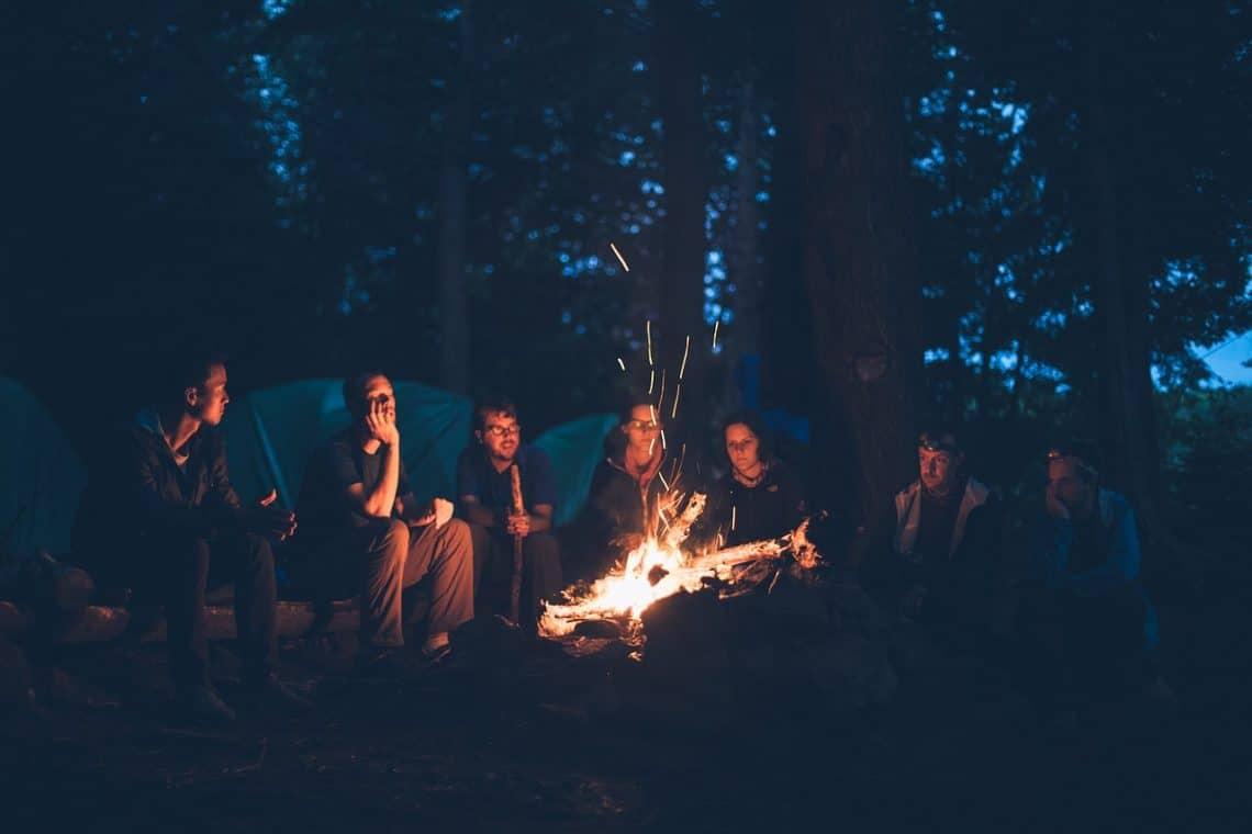 Les endroits de camping préférés des français