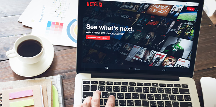 see what is next netflix