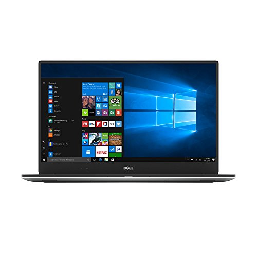 Dell XPS 15 9560 PC portable 15,6' 4K Argent (Intel Core i7, 16 Go de RAM, SSD 512 Go, Nvidia...