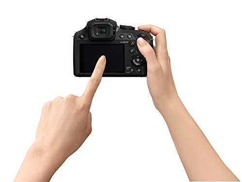 Panasonic Lumix Appareil Photo Bridge Zoom Puissant DC-FZ82EF-K (Capteur 18MP, Zoom Lumix 60x...