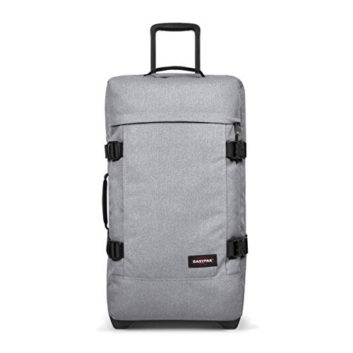 Eastpak Tranverz M Valise, 67 cm, 78 L, Gris (Sunday Grey)
