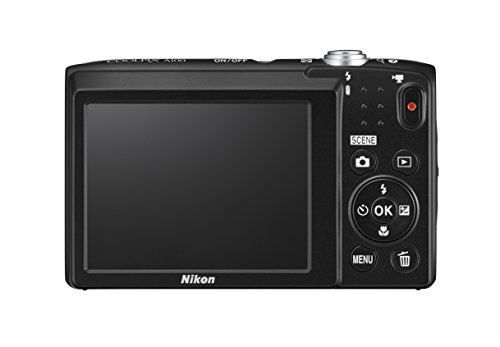Nikon Coolpix A100 Appareil photo Compact 20 Mpix Rouge