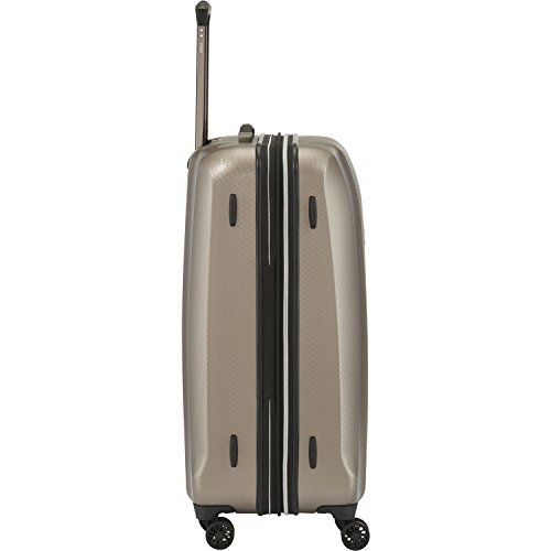 TITAN Trolley 'Xenon Deluxe' with 4 wheels Size L in champagne Valise, 74 cm, 113 liters, Beige...